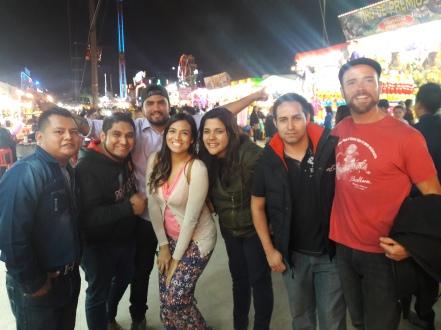 Feria Tijuana 2016 in Parque Morelos
