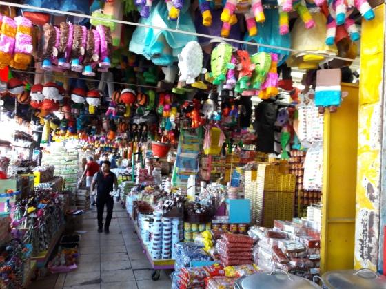 Mercado Hidalgo. Zona Rio, Tijuana