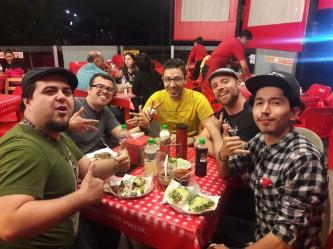 Taco Nazo, Zona Rio, Tijuana