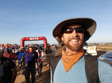 Annual Baja 100 hike with Baja Travesies