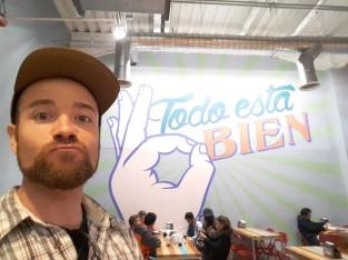 Foodgarden inside Plaza Rio. Zona Rio, Tijuana