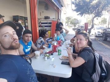 Taqueria Franc with Tijuana Walking Tour