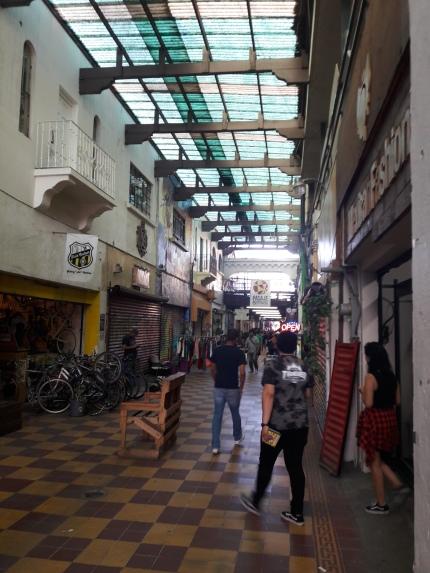 Pasaje Rodriguez. Centro, Tijuana
