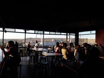 Tijuana Walking Tour hanging out at Norte Brewery. Centro, Tijuana