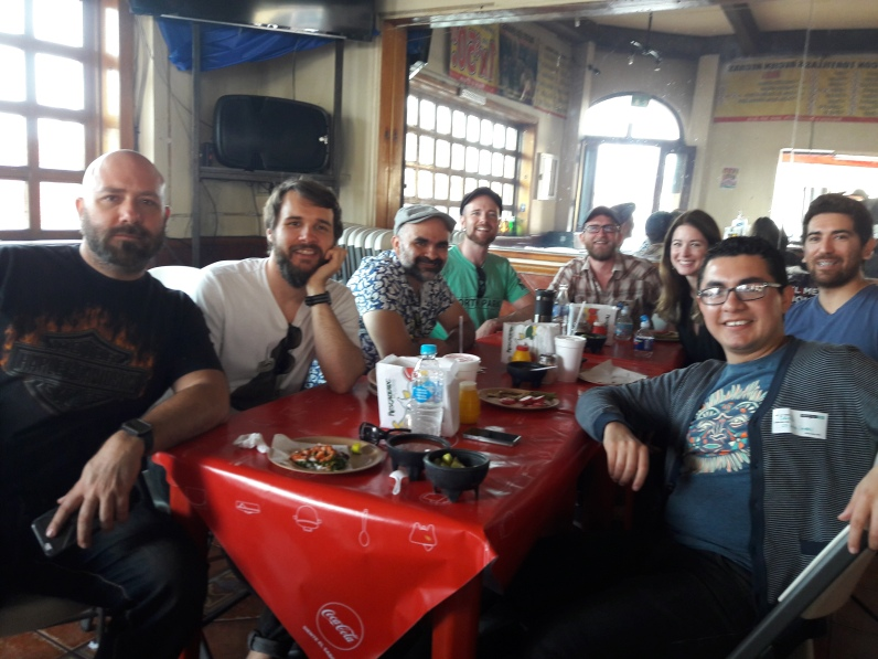 Tacos Los Paisas after a Creative Mornings Tijuana session with Creative Mornings San Diego