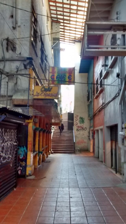 Pasaje Gomez. Downtown Tijuana