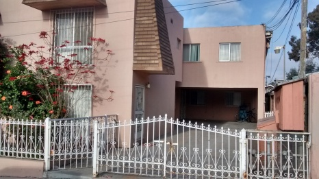 My first one-bedroom apartment in TJ. Pretty nice for just $220 per month. And just nine blocks from the border. La Libertad, Tijuana
