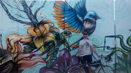 Random mural...TJ has lots of them. Las Brisas, Tijuana